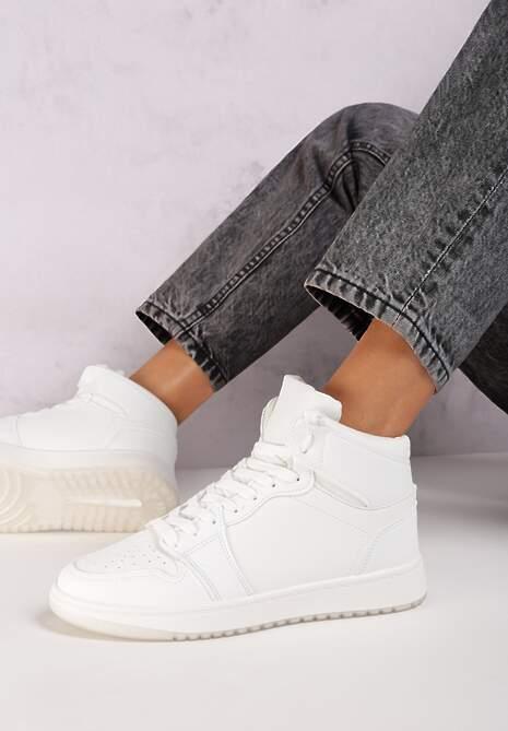 Białe Sneakersy Dodnusea