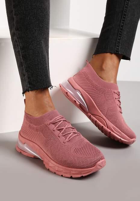 Różowe Buty Sportowe Herchel
