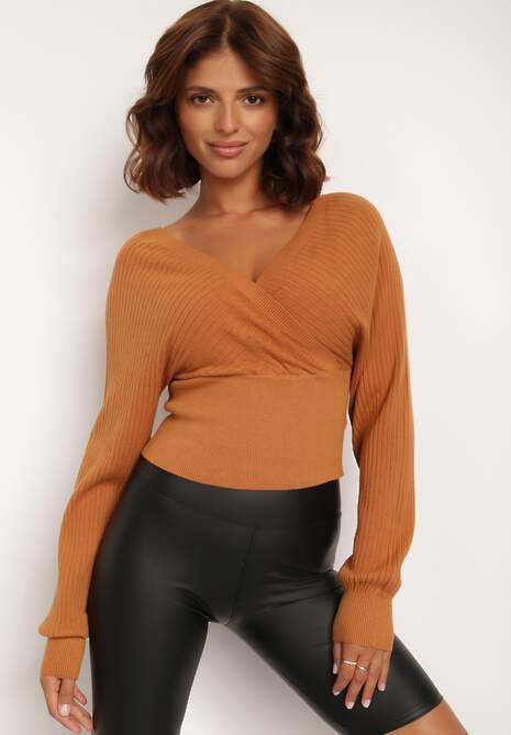 Brązowy Sweter Kallousa