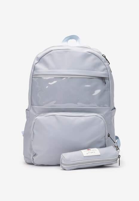 Jasnoniebieski Plecak Adynome