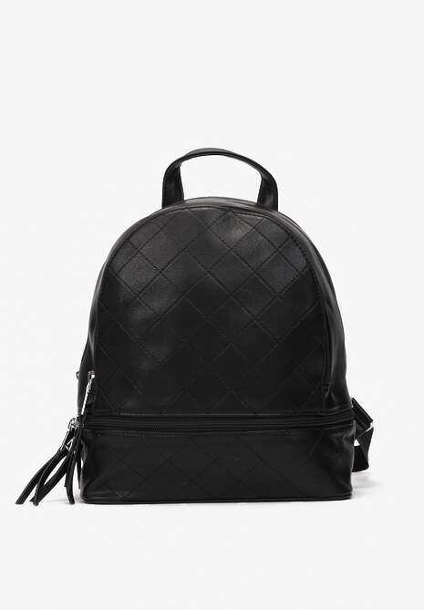 Czarny Plecak Nikestra