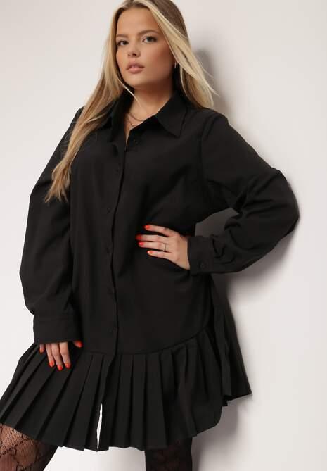 Czarna Sukienka Nemaia