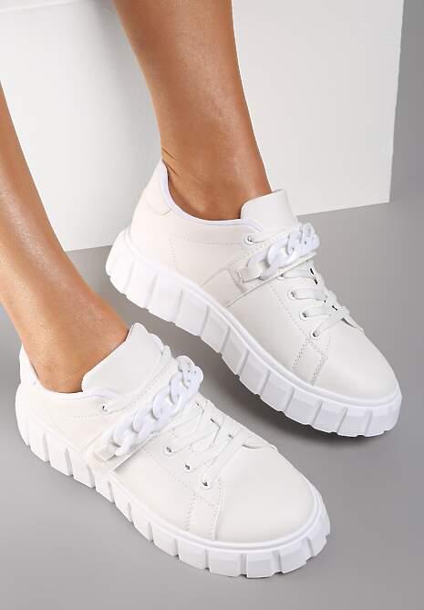 Białe Sneakersy Palomela