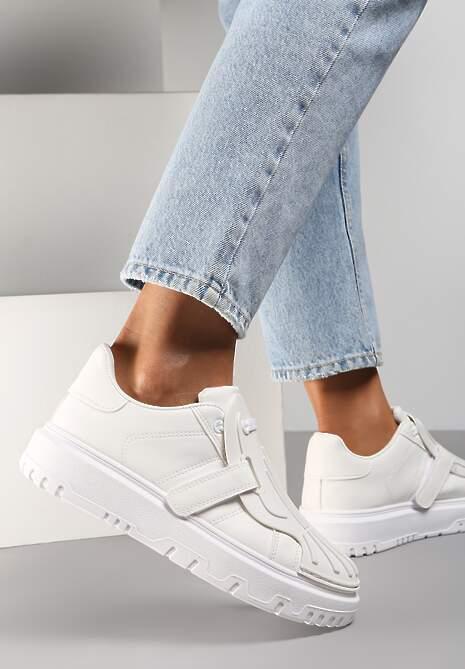 Białe Sneakersy Ismyne