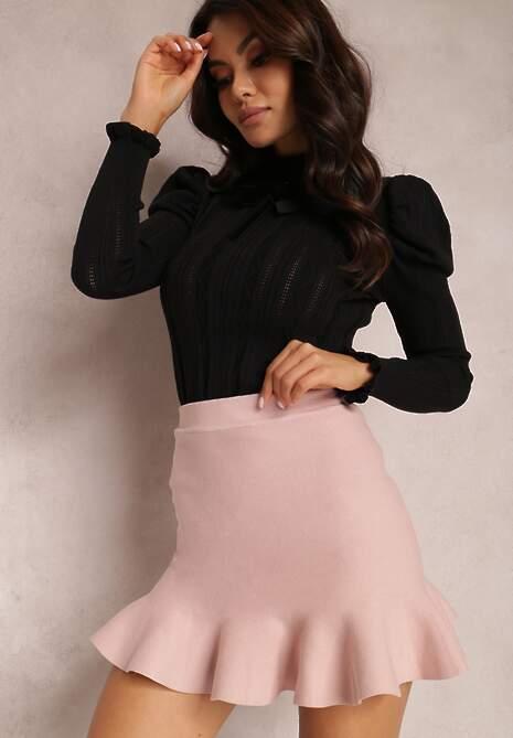 Różowa Spódnica Rhenaia