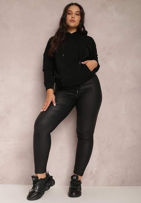 Czarne Spodnie Skinny Irica