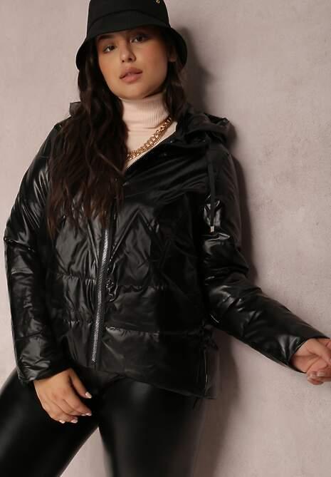 Czarna Kurtka Alcike