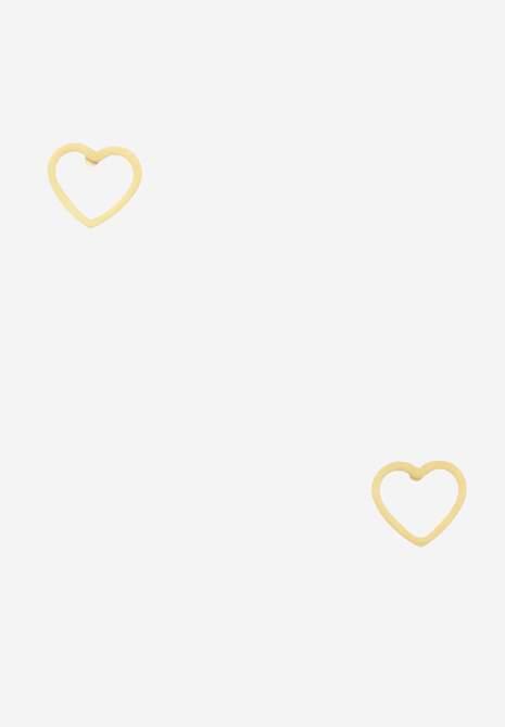 Złote Kolczyki Myromene