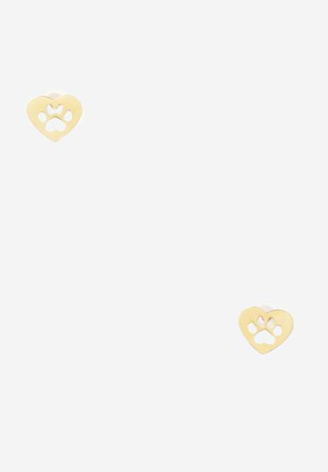 Złote Kolczyki Ioninna