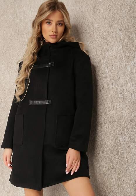 Czarny Płaszcz Erusa