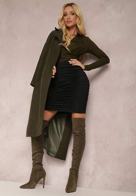 Czarna Spódnica Cilothee