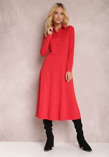 Czerwona Sukienka Eidilea