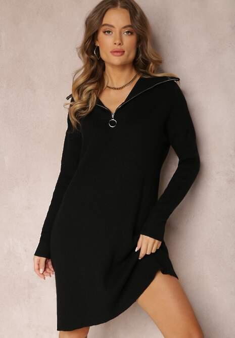 Czarna Sukienka Orale