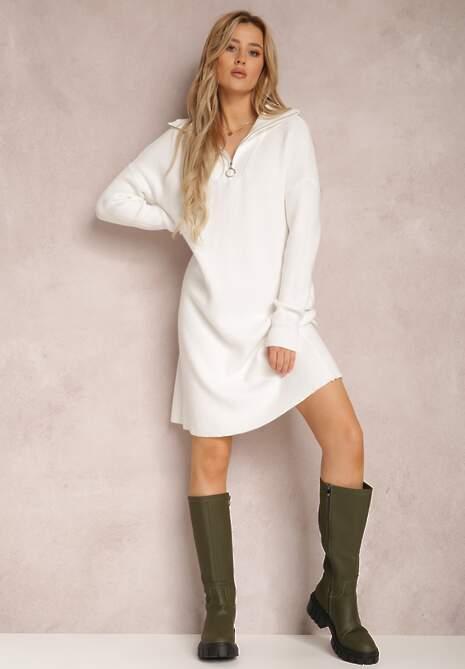Biała Sukienka Orale