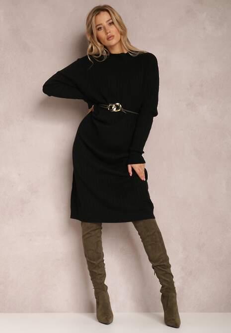 Czarna Sukienka Pronaste