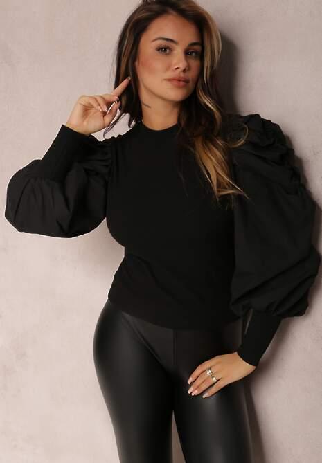 Czarna Bluzka Dorenne