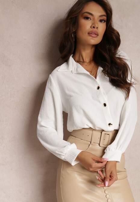 Biała Koszula Uvyth