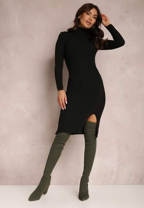 Czarna Sukienka Phelya