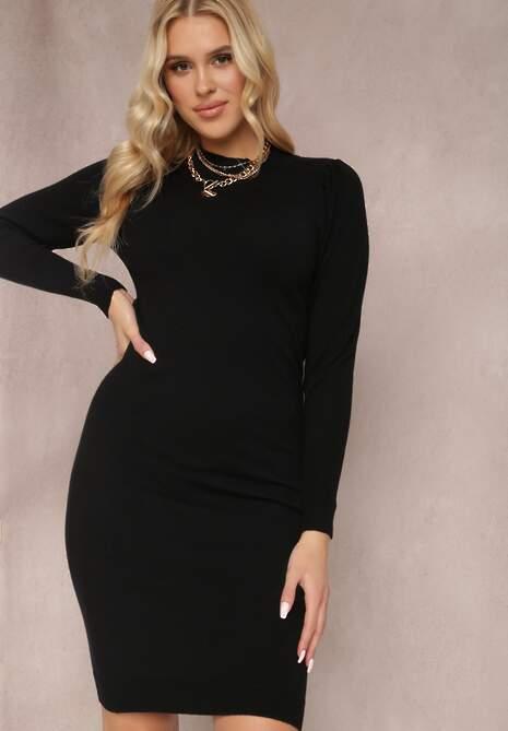 Czarna Sukienka Xirara