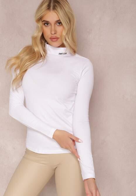 Biała Bluzka Gylylia