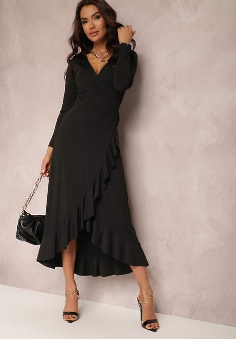 Czarna Sukienka Mynialle