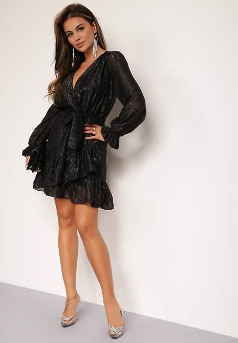 Czarna Sukienka Irythia