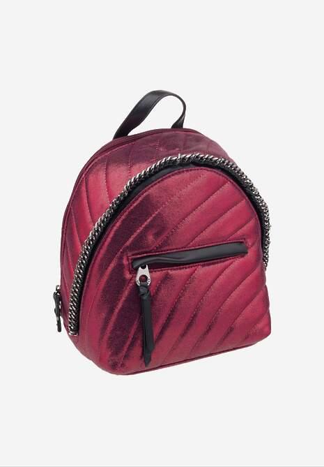 Bordowy Plecak Arieslenne