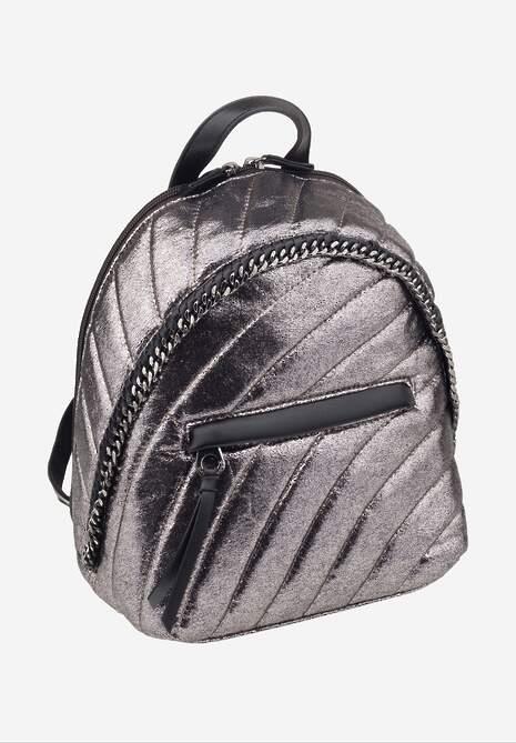 Srebrny Plecak Arieslenne