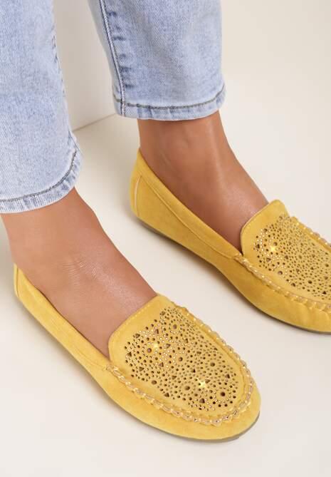 Żółte Mokasyny Adrasaia
