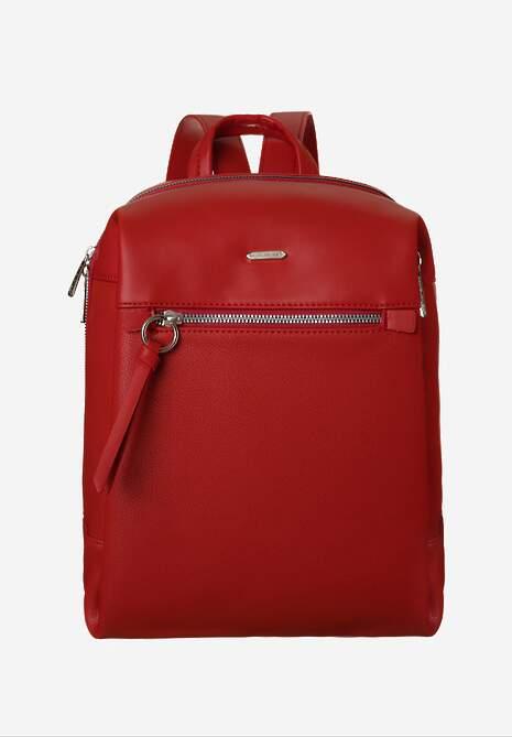 Czerwony Plecak David Jones Caleira