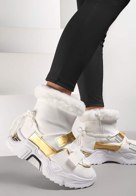 Białe Śniegowce Thylera