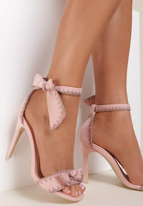 Różowe Sandały Serendipity