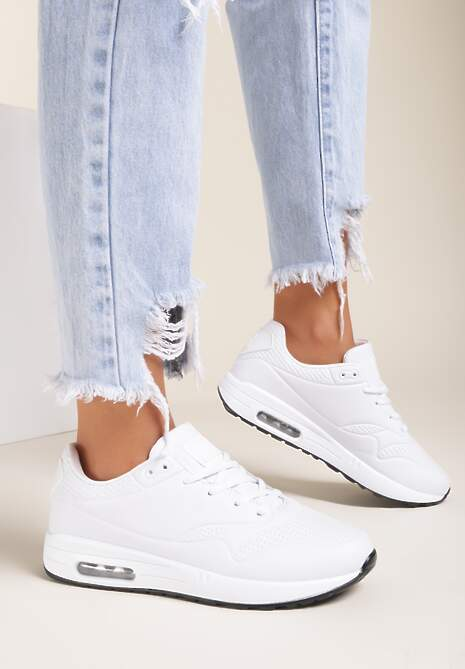 Białe Buty Sportowe Delectable Days