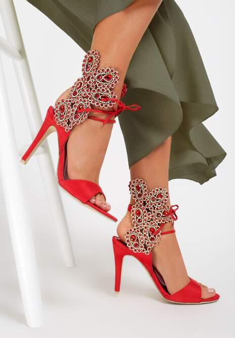 Czerwone Sandały Of The Wild