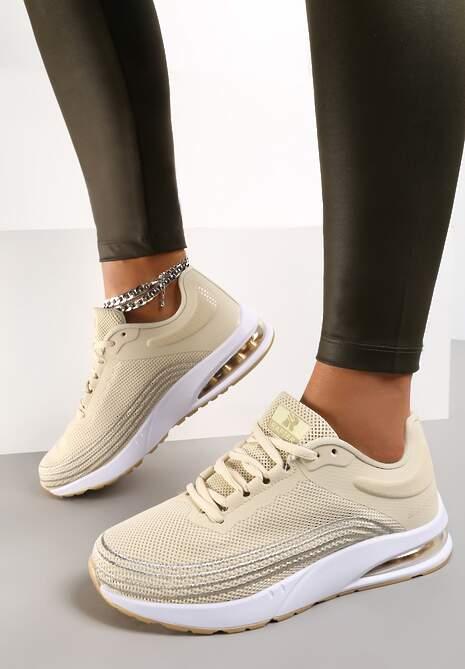 Złote Sneakersy Seasons