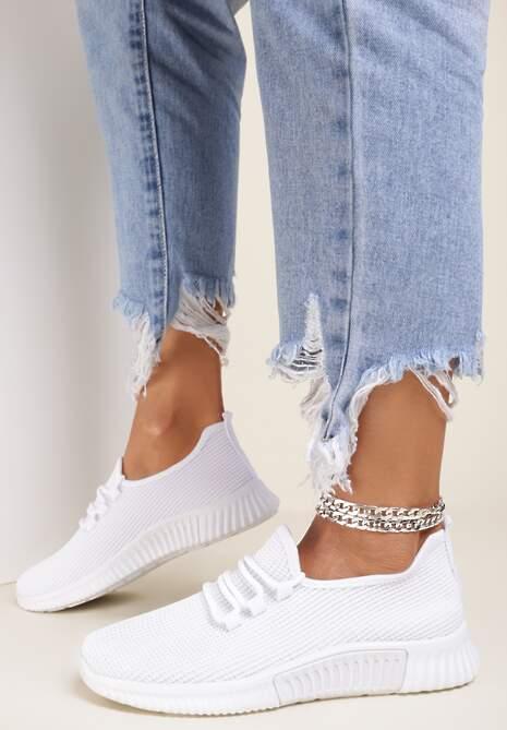 Białe Buty Sportowe Carol