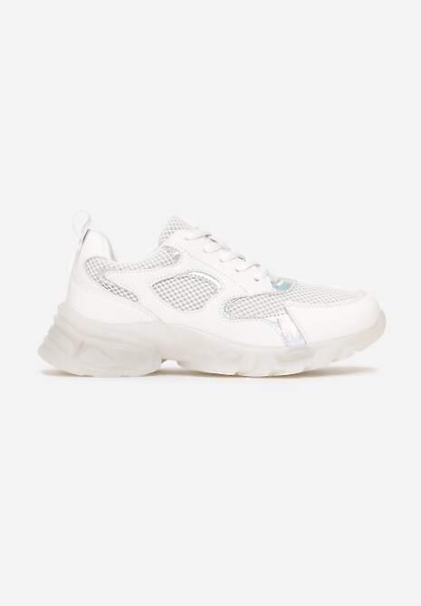 Białe Sneakersy Brethyse