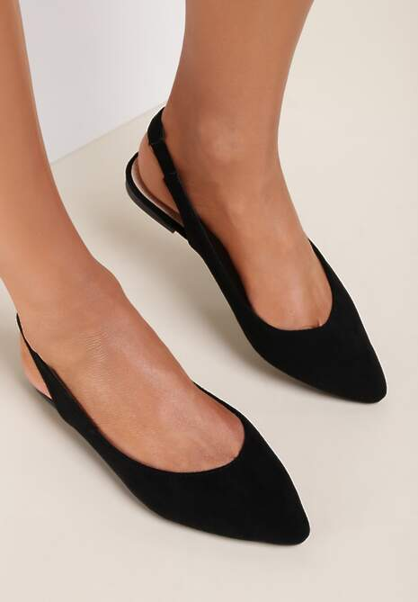 Czarne Sandały Nemegoria