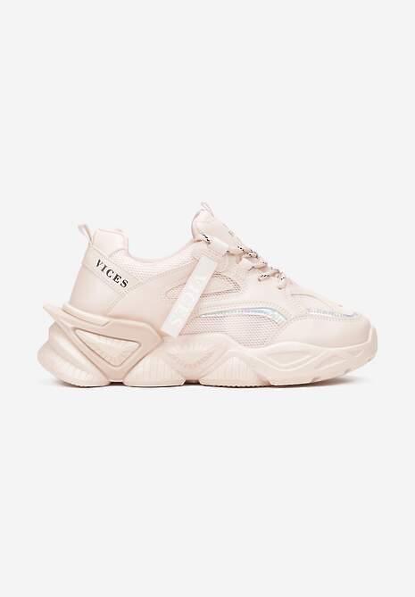 Różowe Sneakersy Pheladina