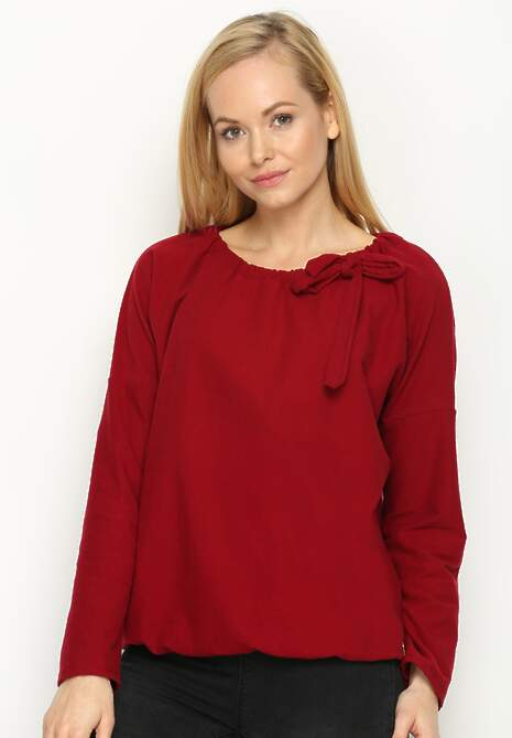 Czerwona Bluza Vino
