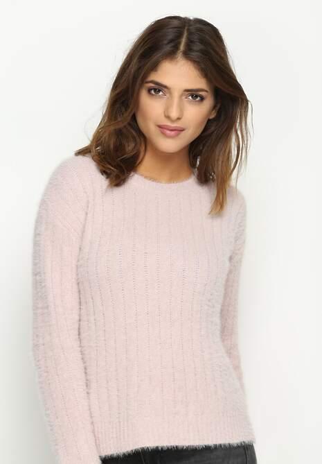 Różowy Sweter Southern