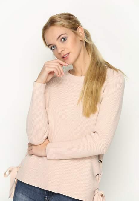 Różowy Sweter Register