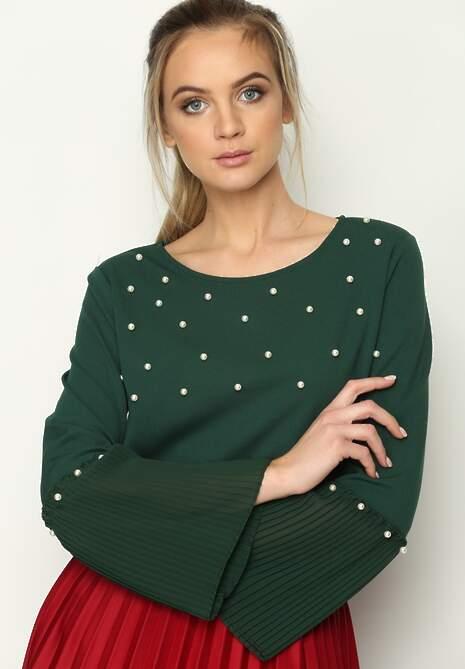 Zielona Bluzka Jewellery