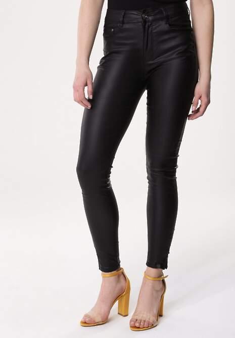 Czarne Spodnie Hot Figure