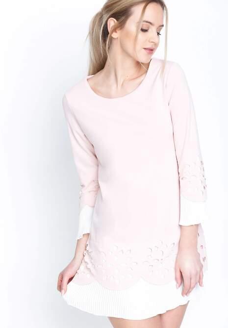 Różowa Sukienka Northen Star