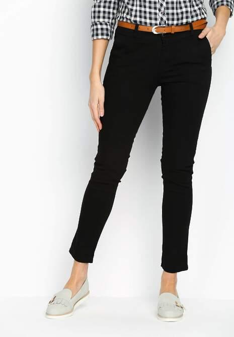 Czarne Spodnie Goods Advice