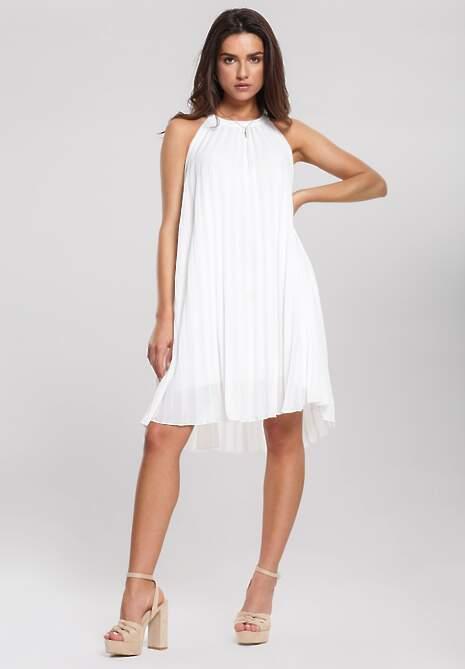 2dd44e0fd Biała Sukienka Smilet · 109,99 zł