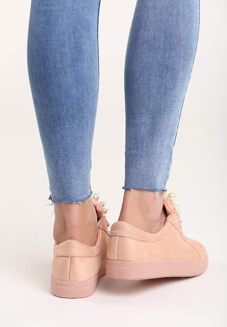 Różowe Buty Sportowe Evolve