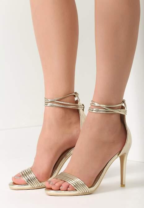Złote Sandały Flashes