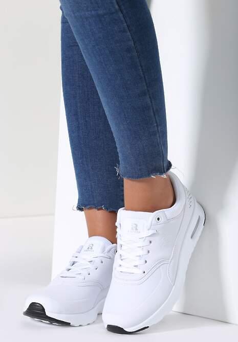 Białe Buty Sportowe Ivens